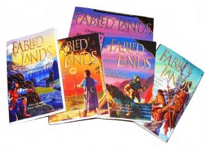 Fabled lands books